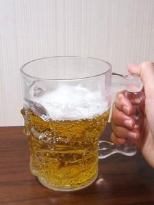 クリスタルスカルビール.JPG