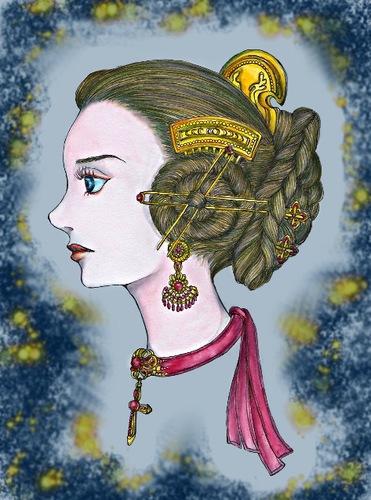 スペインの伝統髪型-GIMP.jpg