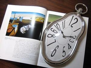 ダリの時計.JPG