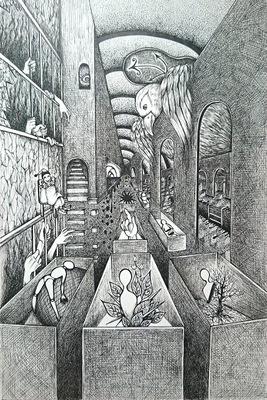 ペン画でシュルレアリスム_メイキング8.JPG