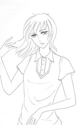 レトロな少女漫画風イラスト_練習2.jpg
