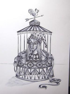 道化の籠メイキング4.JPG